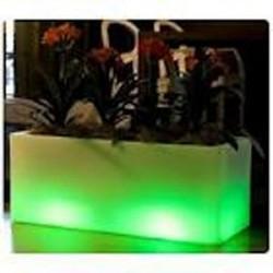 Jardinera Led RGB Batería...