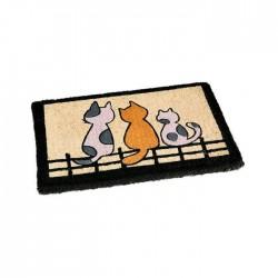 Felpudo gatos LIQUIDACIÓN