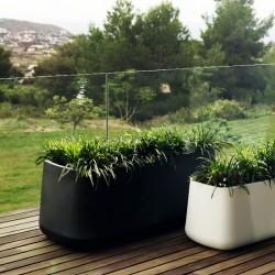 Vasija jardinera lacado VONDOM