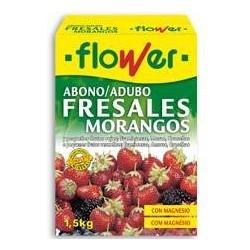 Abono fresales y pequeños frutos rojos