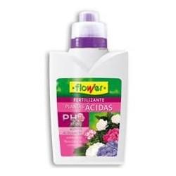 Abono líquido plantas ácidas