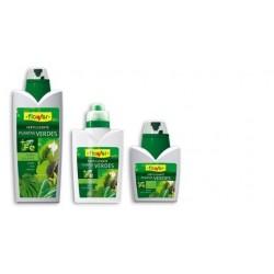 Abono líquido plantas verdes