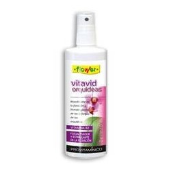 Abono líquido vitavid orquídeas