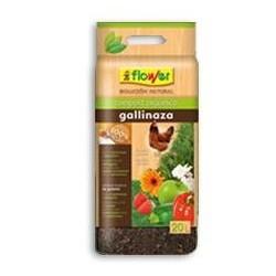 Compost ogánico vitalfem gallinaza