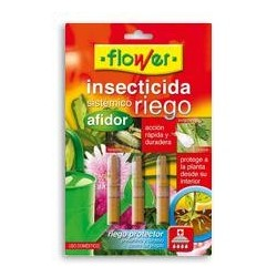 Insecticida riego monodosis