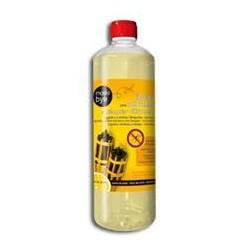 Líquido para antorchas y quinques con citronela