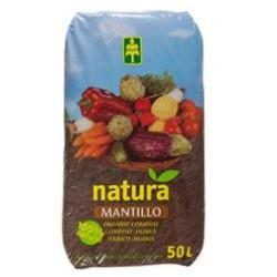 Compost mantillo