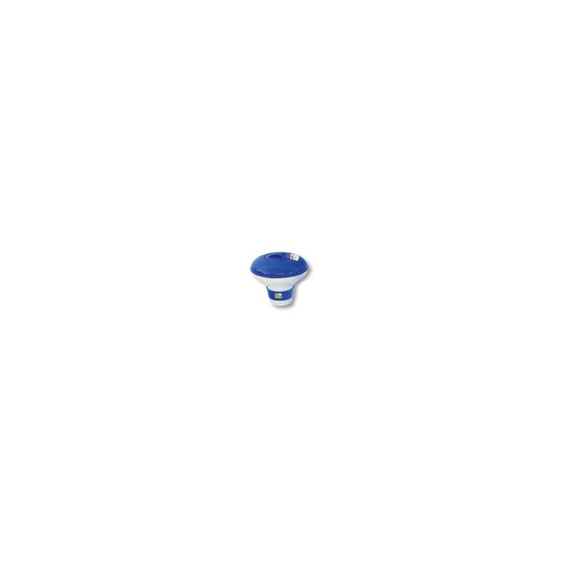 Dosificador flotante cloro regulable