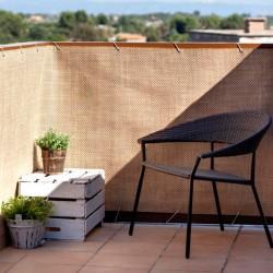 Malla balcony rattan luxe