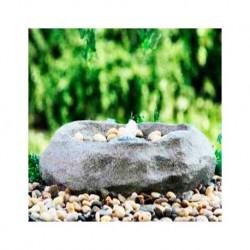 Fuente diseño piedra