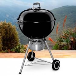Barbacoa de carbón Weber original kettle premium