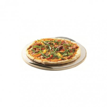 Piedra Redonda Para Pizza Barbacoa de Carbon