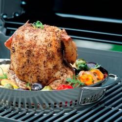 Soporte de cocción para pollo Gourmet