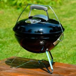 Barbacoa de carbón Weber smokey joe premium