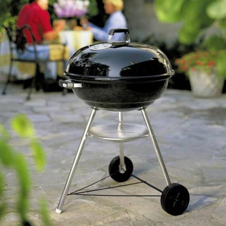 Barbacoa de Carbón Compact Kettle