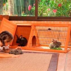 Caseta de madera Alvin