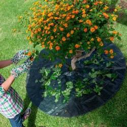 Manto recogedor de poda circular Green Helper