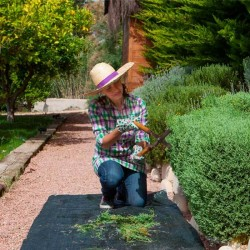 Manto recogedor de poda cuadrado Green Helper