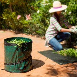 Bolsa de jardín autodesplegable Green Helper