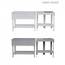 Workbench wood (mesa de trabajo de madera)