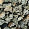 Piedra marmolina verde
