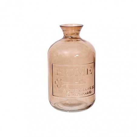 Botella cristal home