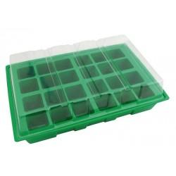 Semillero de plastico