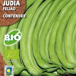 Semillas ecológicas judia contender