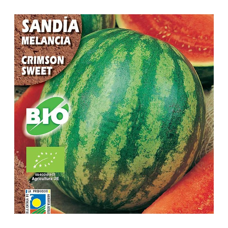 Sandia Crimson Sweet