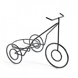 Soporte maceta triciclo