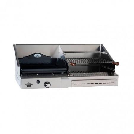Planchas de gas y grill
