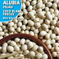 ALUBIA COCO BLANC