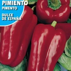 Pimiento Dulce de España
