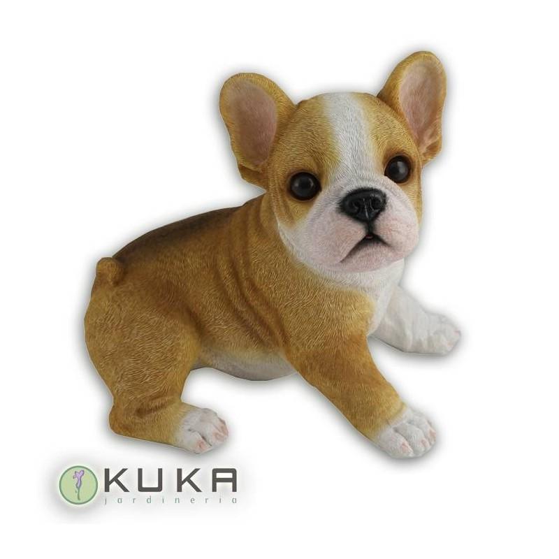Figura perro bulldog