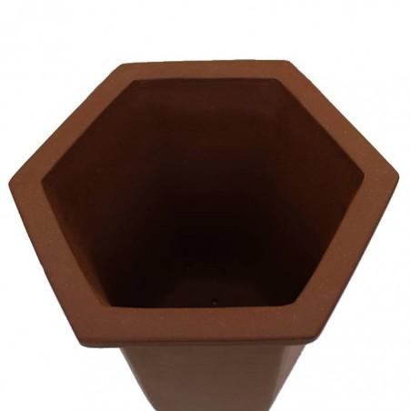 Tiesto Hexagonal Cascada