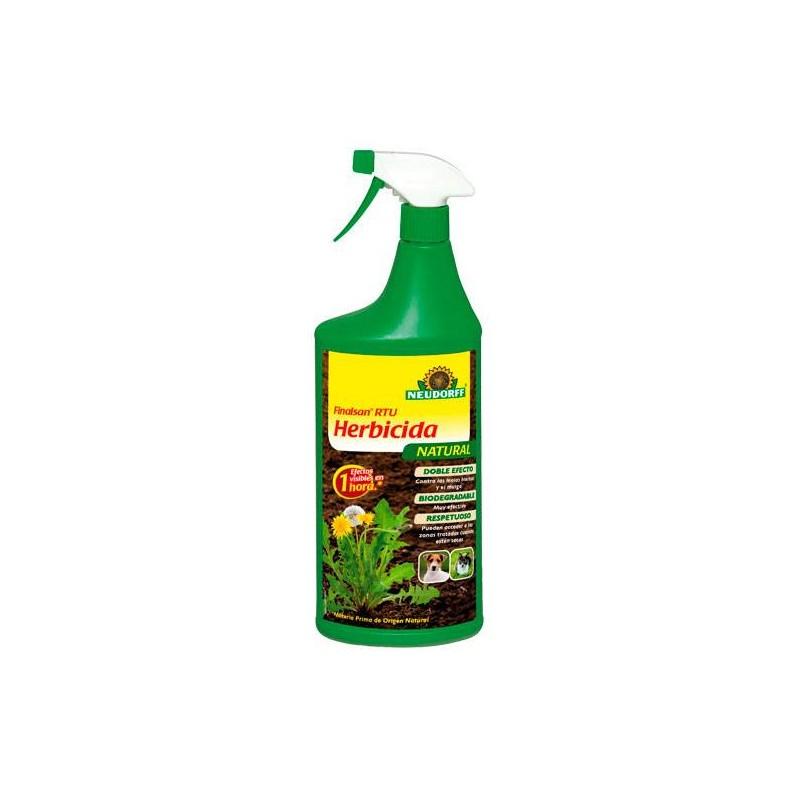 Herbicicida natural FINALSAN, listo uso.