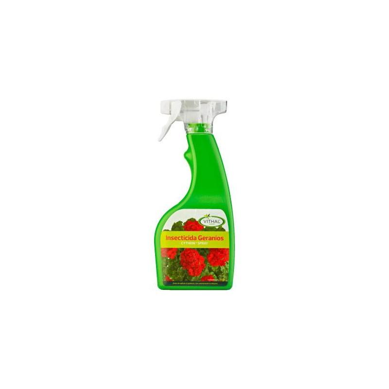 Insecticida geranios listo uso