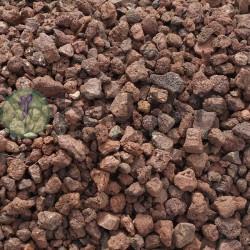 Piedra lava volcánica