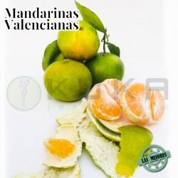 Mandarinas valencianas
