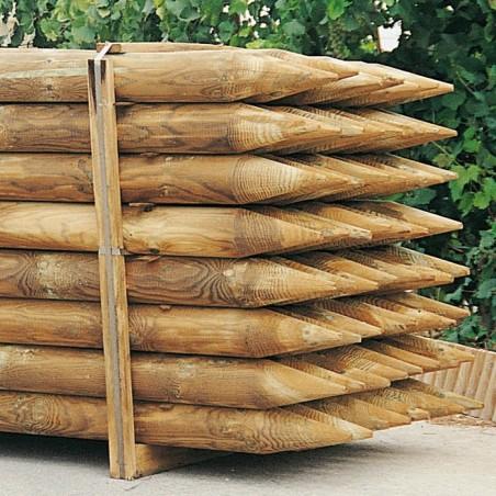 Tutor madera