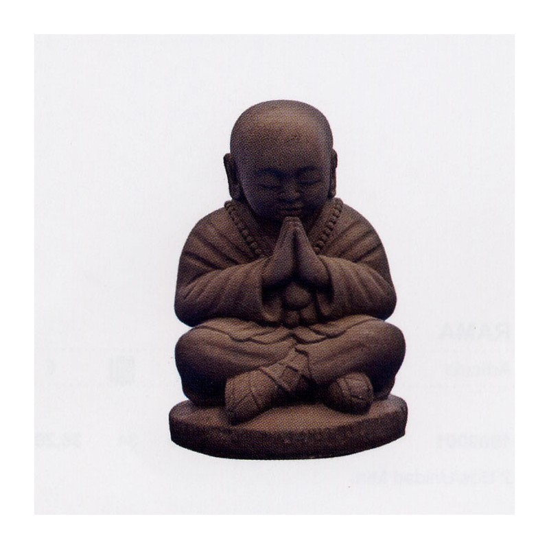 Buddha Sentado Rezando