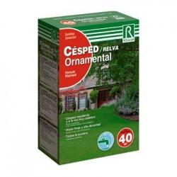 Césped ornamental