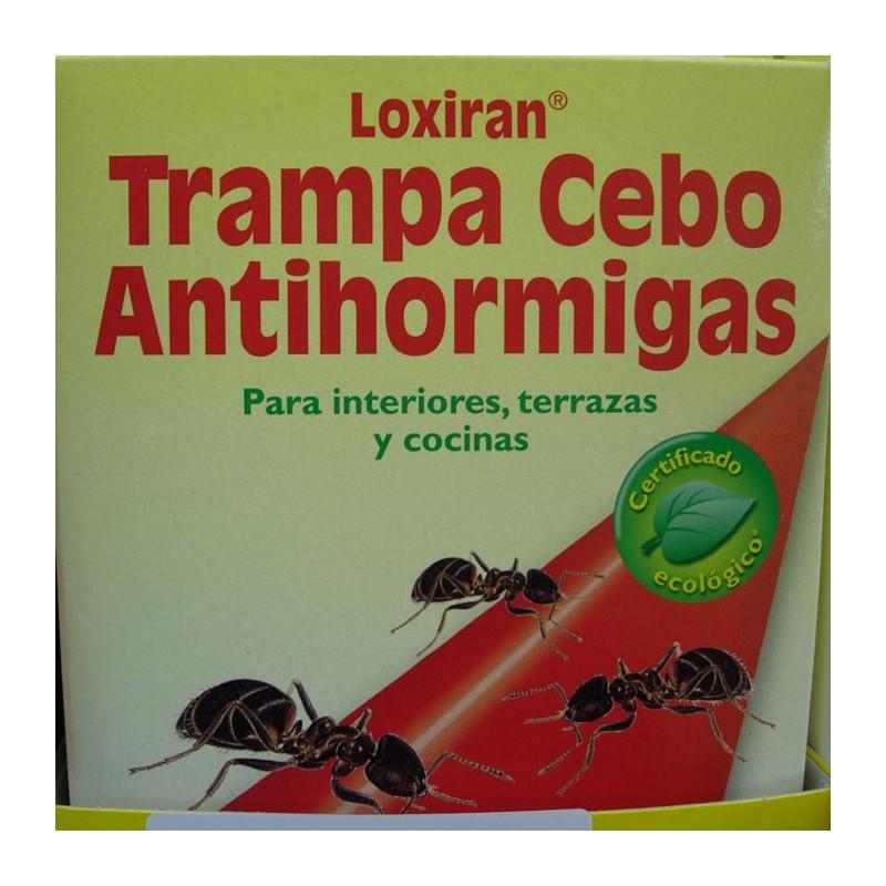Trampa Cebo Antihormigas Loxiran