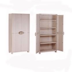 Armario 90 cm. con 4 estantes