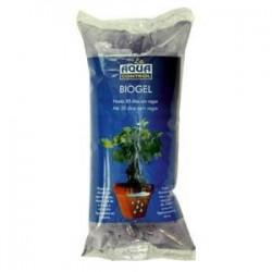 Biogel, agua sólida para...