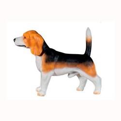Figura perro beagle