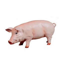 Figura cerdo grande