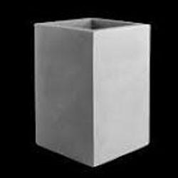 Macetero cubo alto Nano led VONDOM