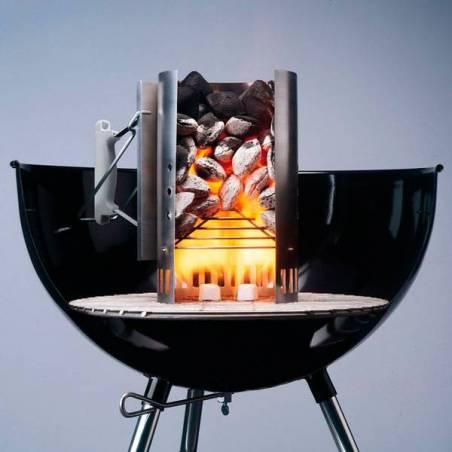 Accesorios barbacoas carbón