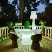 Newgarden: mobiliario exterior e interior